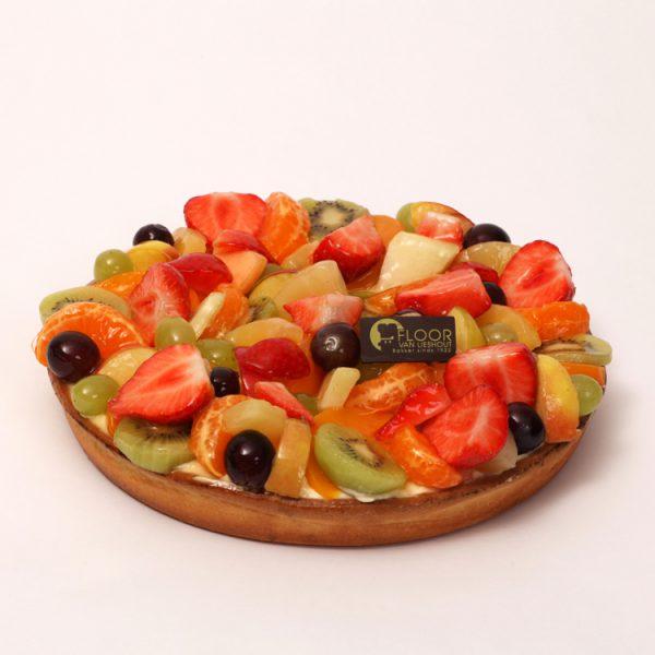 Vers fruit op roomvlaai van Bakkerij Floor van Lieshout