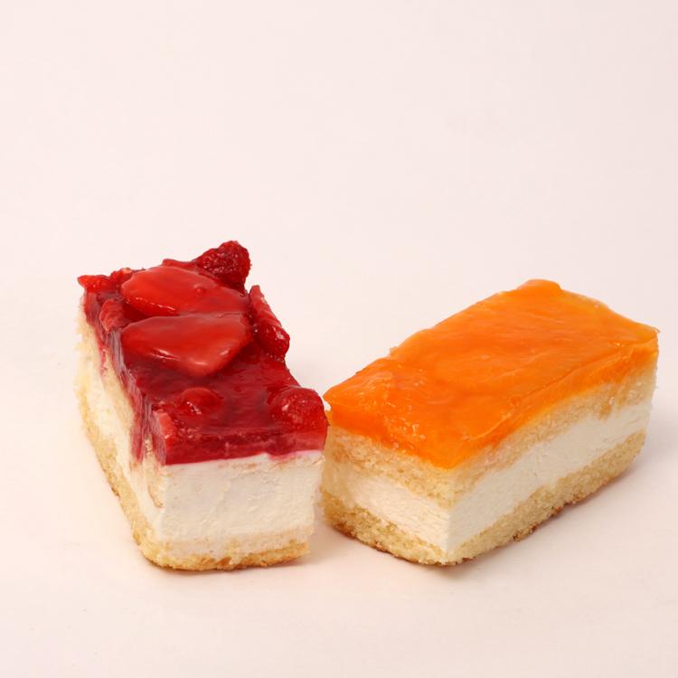 gluten en lactose vrij gebakje van bakkerij floor van lieshout