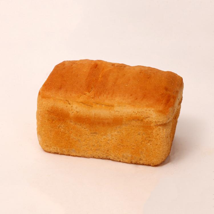 Wit brood zonder gluten en lactose van bakkerij floor van lieshout